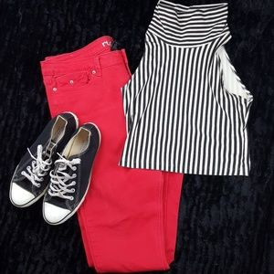 Red Rue 21 jeans